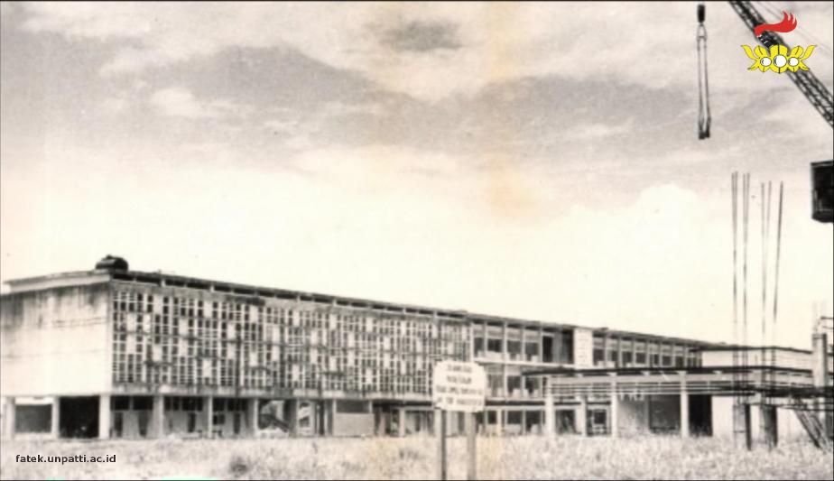 Gedung Utama Fakultas Teknik