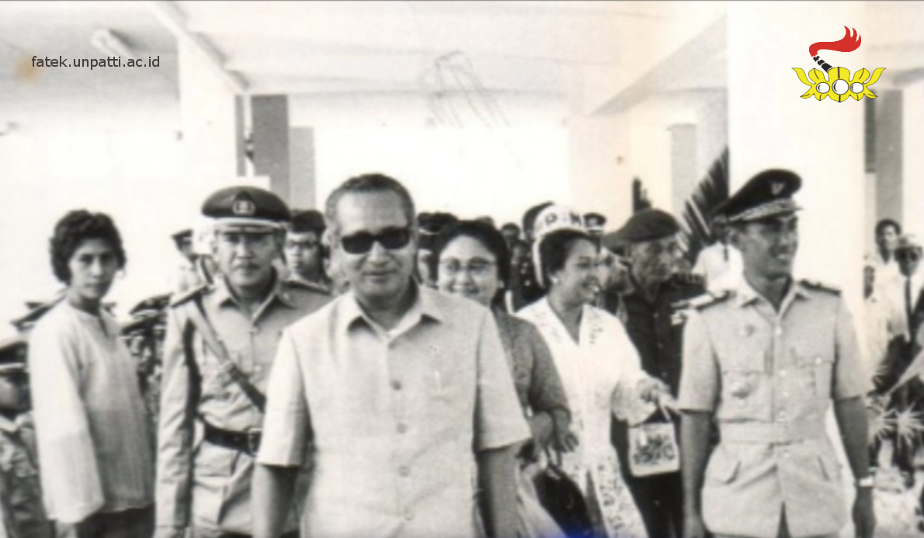 Kunjungan Presiden Soeharto